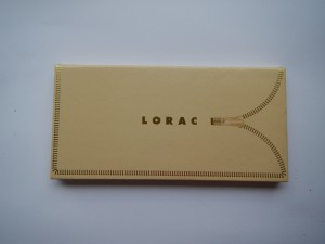 Lorac Packaging