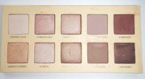 Lorac Shadows