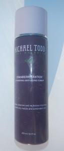 Michael Todd Cranberry Antiox Toner