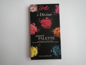 May Blog-A-Thon Day Two - Sleek I-Divine Sunset Eyeshadow Palette Review and Swatches