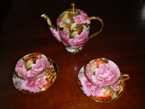 T2 Luscious Tea Set & The Story of Tea Book - Birthday Present!