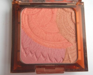 Art Deco Blush Open