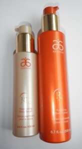 Arbonne Lotion and Serum