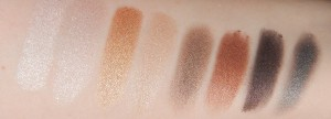 Bottom Row Swatches