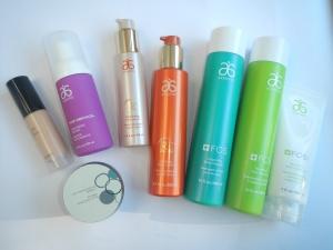 Arbonne Haul - Skincare, Makeup & Haircare